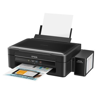 Epson All In One Inkjet Printers รุ่น L360 (Black) Ink Tank