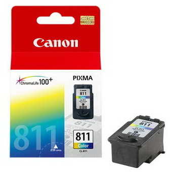 Canon Tri-colour Ink cartridge รุ่น CL-811 (CMY)