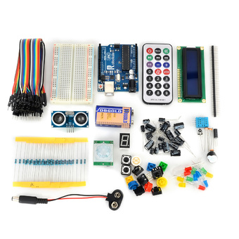 Robotale Basic Learning Kit Set for Arduino UNO R3