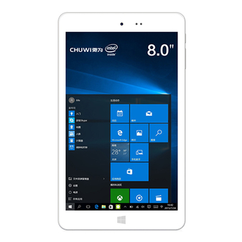 Chuwi Hi8 Pro Tablet 2OS Windows 10 , Android 5.1 2/32GB Wifi (White)