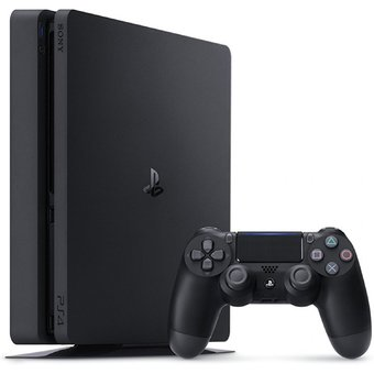 PS4 PlayStation 4 CUH-2000 Series 500GB HDD (Jet Black) (AS) ( Warranty By SONY Thai)
