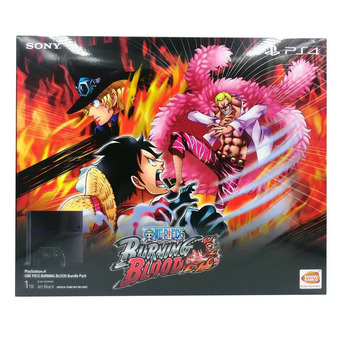Playstation 4 ONE PIECE BURNING BLOOD Bundle Pack [1TB]