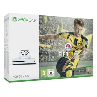 XBOX ONE S FIFA 17 Bundle [500GB]