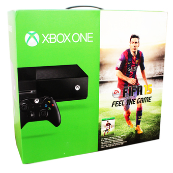 Xbox One Console System - FIFA 15 Bundle Set (Asia)