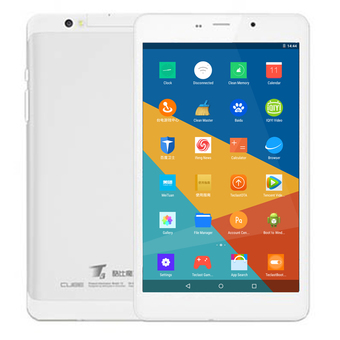 Cube T8 Tablet Phone 4G LTE 8.0 Quad Core Android 5.1 1GB/16GB (Silver)""