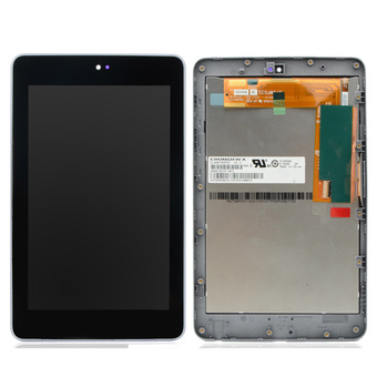 Easybuy Replacement LCD Display Touch Screen Frame Glass Assembly fr Google Nexus 7 - Intl