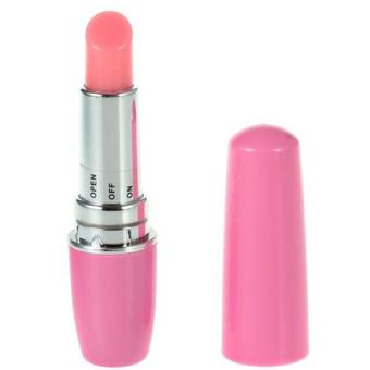 Lipstick Handy Massager (Pink)