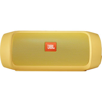 JBL Charge 2+ Portable Stereo Speaker (Yellow)