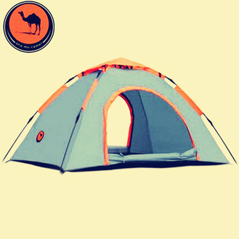 Great Family Camping Beach Tent Camping(blue) - Intl