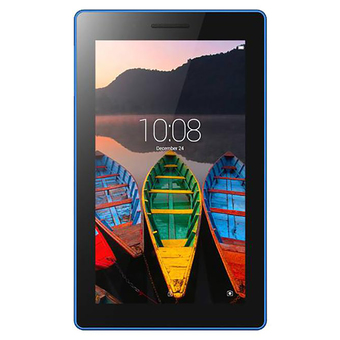 Lenovo TAB3 7 Essential 3G 16GB (Ebony Black) Free Folio case + Film""