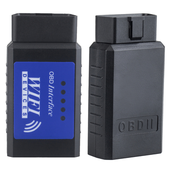 ELM327 Interface OBD2 ODBII WiFI CAN BUS Scanner Car For iPhone 5S 4S iPad