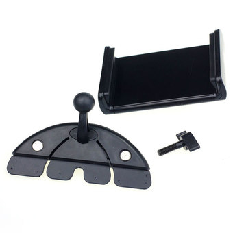 Car Auto CD Mount Tablet PC Cradle Holder Stand for iPad 2 3 4 5Air Galaxy Tab - INTL