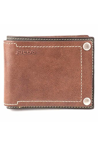 Jacob Wallet รุ่น 21714 - Brown