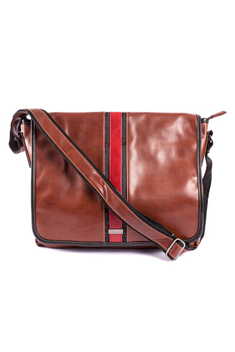 JACOB Shoulder Bag รุ่น 70027 - Brown