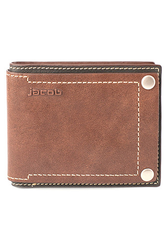 Jacob Wallet 21713 - Brown
