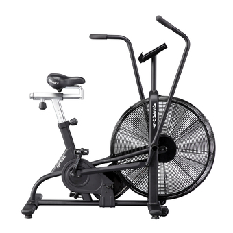To Fit To Firm Assault AirBike จักรยาน Spin Bike แบบ Wind Resistance Fan Bicycle รุ่น Assault Air Bike (สีดำ)