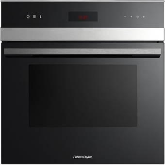 Fisher & Paykel เตาอบคู่ Built-in Convectional Compact 60ซม.