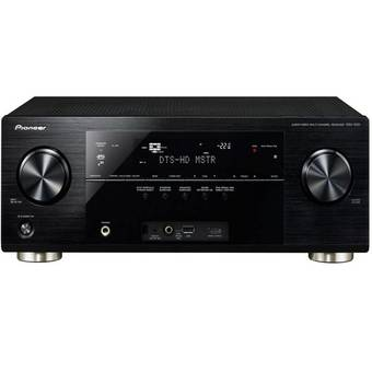 Pioneer VSX-1021-K 7.1-Channel AV Receiver - Black