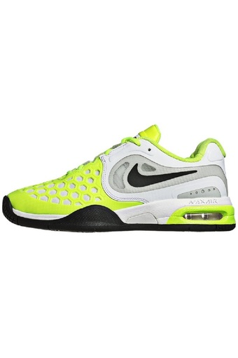 Nike Air Max Courtballistec 4.3 Junior Tennis Shoes Yellow/White/Black