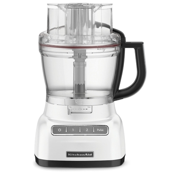 KitchenAid เครื่องเตรียมอาหาร ขนาด 14 Cup 5KFP1444GFP 14-Cup Food Processor Frosted Pearl