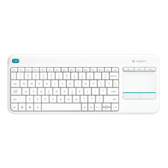 Logitech Wireless Touch Keyboard K400 Plus (White)(TH/EN)