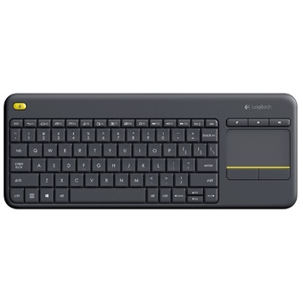 Logitech Wireless Touch Keyboard K400 Plus with Built-In Touchpad