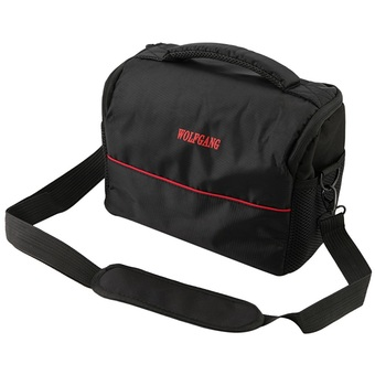 CHEER New Waterproof Digital SLR Camera Shoulder Carry Case Bag For Canon EOS (Black) - intl