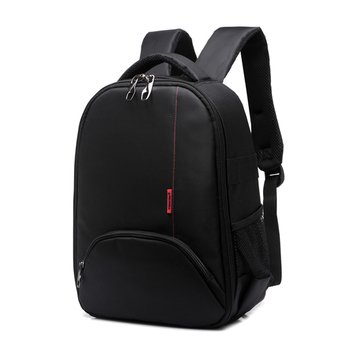 Tigernu Camera Backpack Bag Waterproof 6005 for Canon/Nikon/Sony (Black/Red)