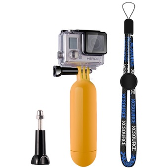 XCSource Monopod Diving FLOATING Hand Grip Mount Float for Gopro Hero 2 3 3+ 4