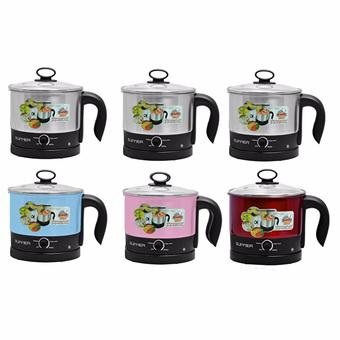 SET SUMMER Magic Pot Noodle Cooker 6 ชิ้น(Multicolor)
