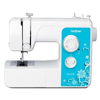 Brother Home Sewing Machine JS-1410 (white)