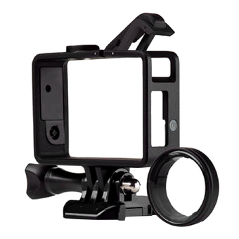 PANNOVO Fixed Frame Case w/ Bacpac Installation Elongated 30mm Filter Arm for Gopro Hero 4/ 3 / 3