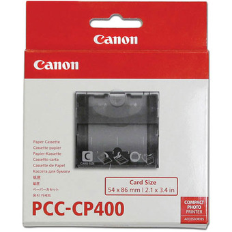 Canon ถาดใส่กระดาษขนาด Card Size Paper Cassette PCC-CP400 for Canon Selphy CP900,CP910,CP1200