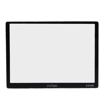 Fotga Optical Glass LCD Screen Protector Film for Canon EOS M EOSM Camera - Intl