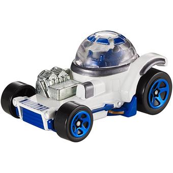 Hot Wheels® Star Wars Rogue One Character Car, R2-D2 (Clean)