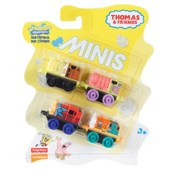 Thomas & Friends™ MINIS SpongeBob 4-Pack