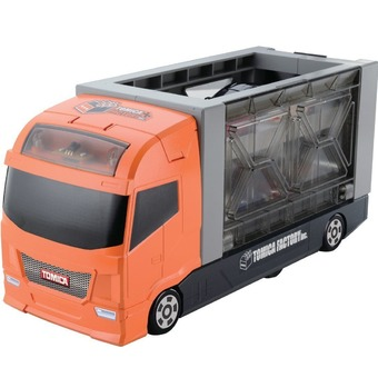 Tomica Remote Control Carrier Car (Orange)