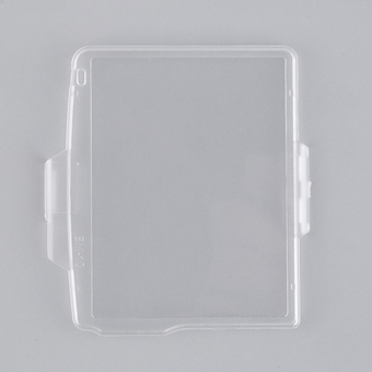 Allwin Transparent Hard Pastic LCD Screen Protector Monitor Cover BM For Nikon Transparent - intl