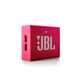 JBL GO Portable Bluetooth Speaker (Pink)