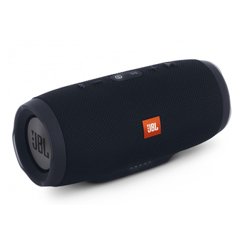 JBL Charge 3 Waterproof BT Speaker Black