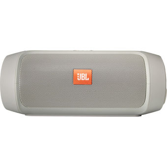 JBL Charge 2+ Portable Stereo Speaker (Gray)