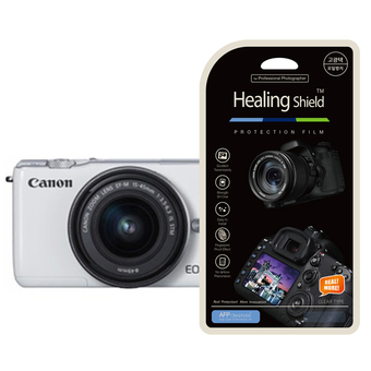 The HealingShield Clear Type Screen Protector for Canon EOS M10
