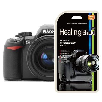 HealingShield Nikon D3100 High Clear Type Screen Protector 2PCS