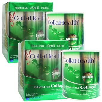 Collahealth Collagen 200 g. (2 กล่อง)