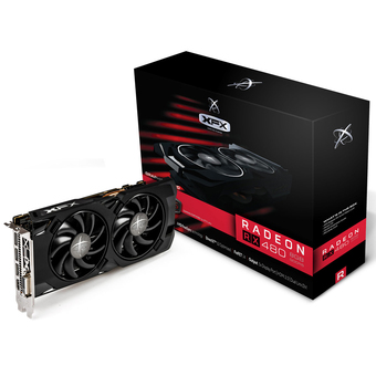 XFX การ์ดจอ รุ่น RX 480 RS (4GB DDR5) รับประกัน 3 ปี