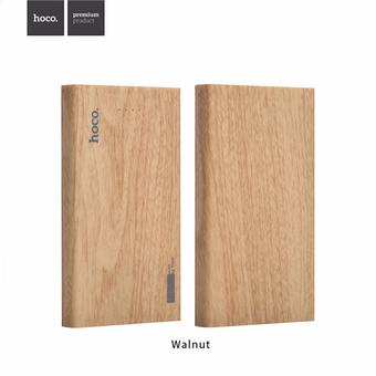 Hoco B12B 13000mAh 2.1A Wood Grain 2-USB