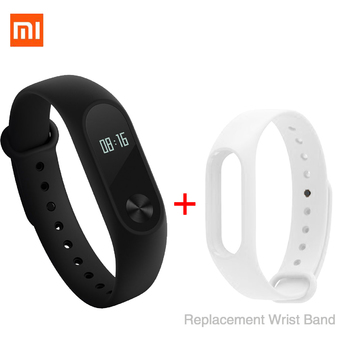 "Xiaomi 0.42"" OLED Touch Screen Mi Band 2 Smart Bracelet/Replace Band - Intl"""