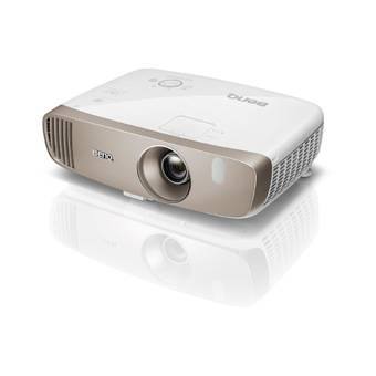 BenQ Home VDO Projector รุ่น W2000 Full HD (Gold&White)