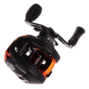 Ball Bearings รอกตกปลา 10+1BB Reel Right Black
