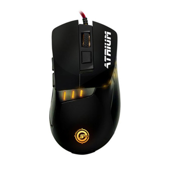 NEOLUTION E-SPORT GAMING GEAR MOUSE A SERIES ATRIUM BLACK